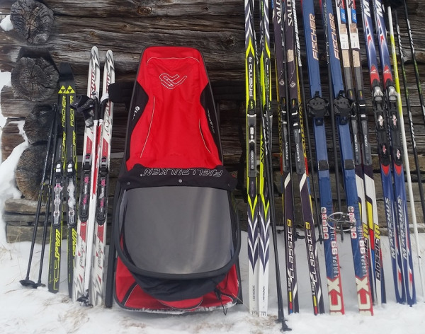 2 days ski rental - Cross country ski package - Rondablikk